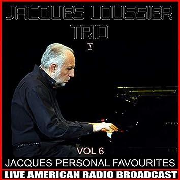 Jacques Personal Favourites, Vol. 6