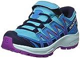 Salomon XA Pro 3D CSWP J, Zapatillas de Deporte Unisex Niños, Azul (Bluebird/Blue/Purple Cactus Flower), 28 EU
