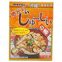 沖縄ハム(オキハム) 地鶏じゅーしぃの素 180g×20個