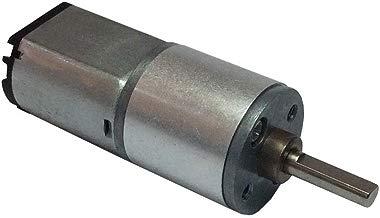 Pigup Miniatura DC 6V 30 RPM / 80 RPM / 100RPM / 120 RPM Engranaje Grande de par Motor de reducción de Motor para Bricolaje Robot electrónico