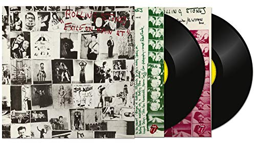Exile On Main St. [2LP Half Speed Master - Tirage Limité]