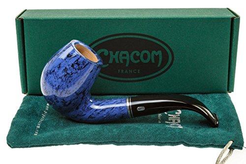 Chacom Atlas Blue 851 Tobacco Pipe