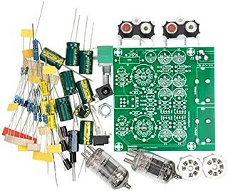 Moligh doll Tube Amplifiers Audio Board Amplifier Pre-Amp Audio Mixer 6J1 Valve Preamp Bile Buffer DIY Kits