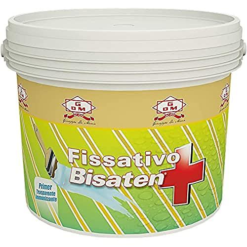 GDM Bisaten ciclo antimuffa con certificato di garanzia (Fissativo, 2,5 litri)