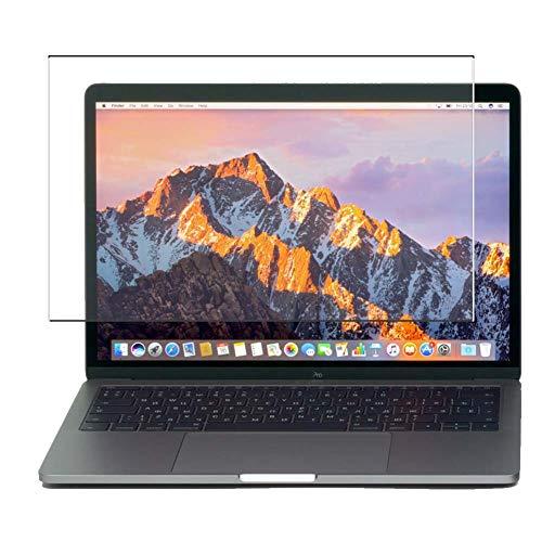 Vaxson Protector de Pantalla de Cristal Templado, compatible con MacBook Pro 13 2016/2017 / 2018 13.3' NEW [solo área activa] 9H Película Protectora [No Carcasa Case ]
