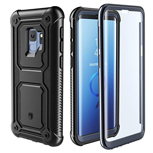 FITFORT Samsung Galaxy S9 Case - Full Body...