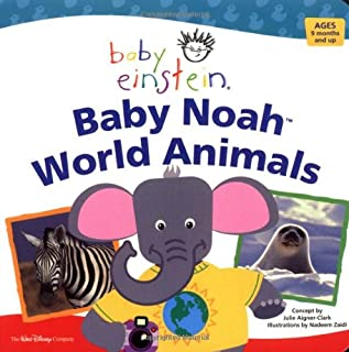 Baby Noah: World Animals (Baby Einstein)
