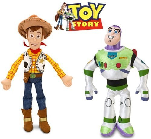 Disney Toy Story Woody and Buzz...