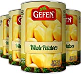 Gefen Whole Potatoes 15 Oz (4 Pack) Ready To Eat! Kosher for Passover
