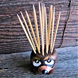 Porcupine Toothpick Holder Is A Whimsical Fun Gift