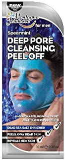 Mj Blk Deep Pore Clns Mas Size .3z Montagne Jeunesse 7th Heaven Deep Pore Cleansing Peel-Off Masque .3z