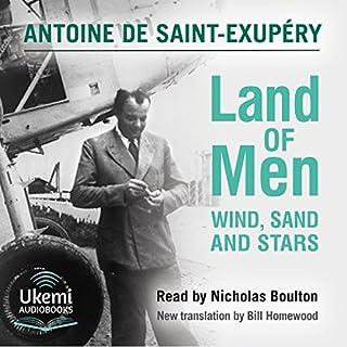 Land of Men cover art