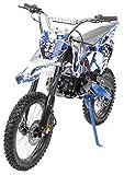 Kinder Jugend Crossbike Enduro Motocrossbike 125cc 4Takt Motocross Motorrad...*