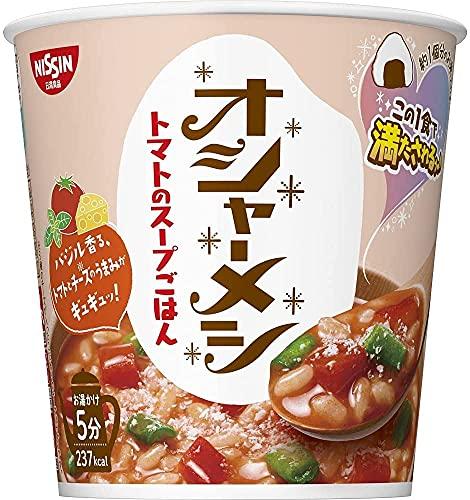 日清食品 日清オシャーメシ トマトのスープごはん 60g×12個