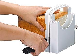 Trancheuse de bagel, grand porte-bagel, tranche à pain, tranche à pain, coupe-pain, tranche de pain, tranche de pain pour ...