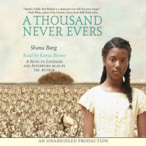 A Thousand Never Evers  audiobook cover art