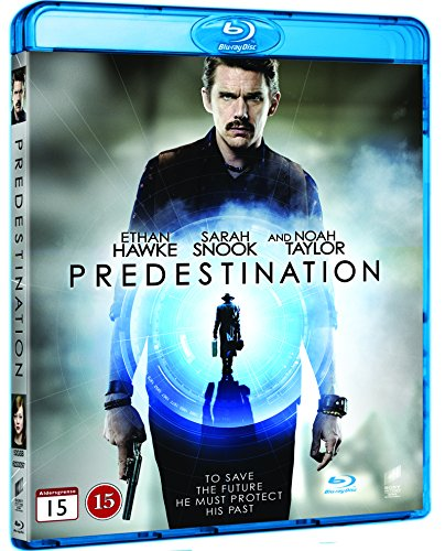 Predestination [2014] [Region A,B Nordic Import] Blu Ray PRE ORDER RELEASE DATE 15 dec 2014 I DISPATCH IT SAME DAY EXPRESS DELIVERY WITH TRACKING NUMBER