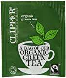 Clipper Organic Green Teabags, 250 each