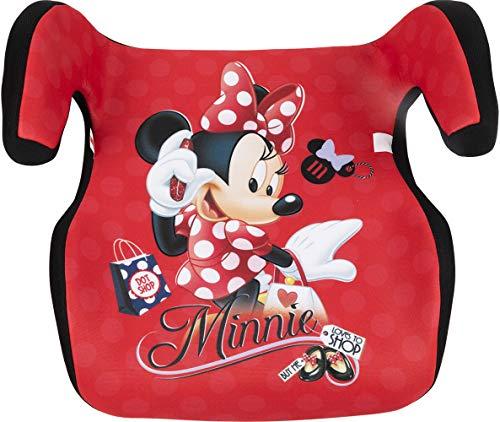 Disney Minnie Alzabimbo Minnie Gruppo 3 (da 22 a 36 kg) seggiolino Bambini Auto Booster
