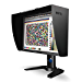 BenQ 24-inch IPS High Definition LED Monitor (PG2401PT), Color Certified, WUXGA HD 1920x1200 Display (Renewed)
