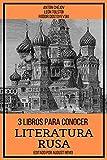 3 Libros para Conocer Literatura Rusa
