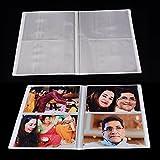 Ultraa Albums Photo Albums 4x6 Size 80 Photos (Set of 2 Albums)