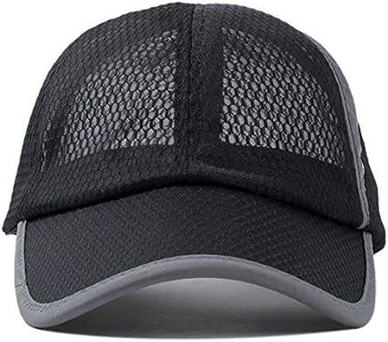 9d64db99241e20 Summer Outdoor Fashion Men Sun Hat Baseball Cap Quick-drying Cap