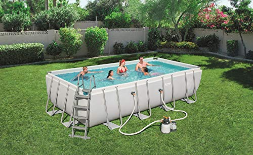 Bestway 56466 | Power Steel - Piscina Fuori Terra...