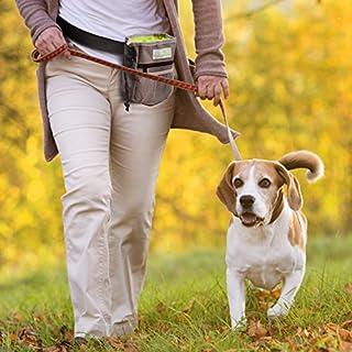 عروض باو ليفيستيليس حقيبة علاج علاج الكلاب -