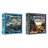 Rio Grande Games Dominion Seaside & Dominion Adventures Game