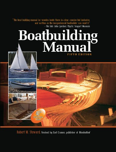 Boatbuilding Manual, Fifth Edition (English Edition)