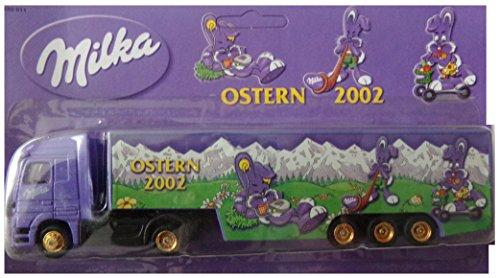 Milka Nr.13 - Ostern 2002 - MB Actros - Sattelzug
