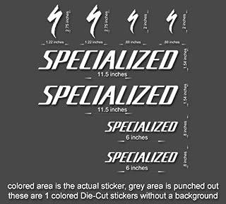 specialized bikes sticker