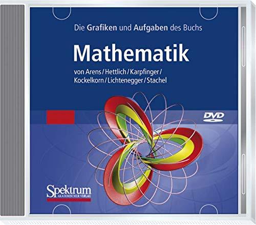 Die Grafiken und Aufgaben des Buches Mathematik (DVD)