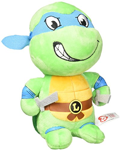 Ty Teenage Mutant Ninja Turtles Leonardo Mask, Blue, Regular