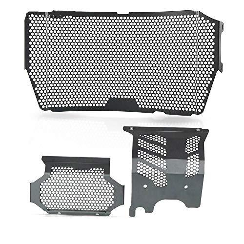 Motorrad-Kühlerschutz-Schutz-Grille Grillabdeckung/Fit for Ducati Hypermotard 939 950 SP Hyperstrada 939 Motor-Schutz-Schutz (Color : Hypermotard 950)