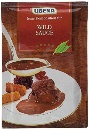 Ubena Wild Sauce, 6er Pack (6 x 40 g)