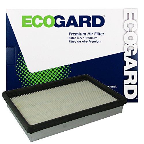 ECOGARD XA4490 Premium Engine Air Filter Fits Ford Probe 2.2L 1989-1992, Probe 3.0L 1990-1992   Mazda 626 2.2L 1988-1992, MX-6 2.2L 1988-1992