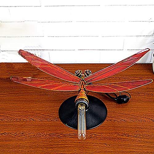 Dr.Sprayer Lámpara de Techo Lámpara Creativa casa labrado Hierro Agua Tubo lámpara de Mesa Barra Internet Cafe Retro Personalidad Decorativo iluminación lámpara de Mesa