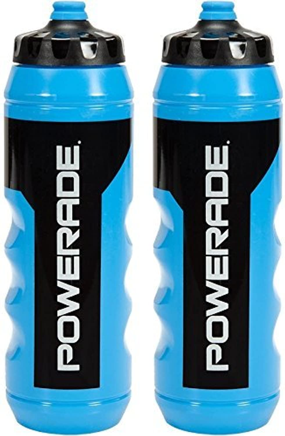 Powerade Squeeze Water Bottle 32oz (2 pack) by Powerade