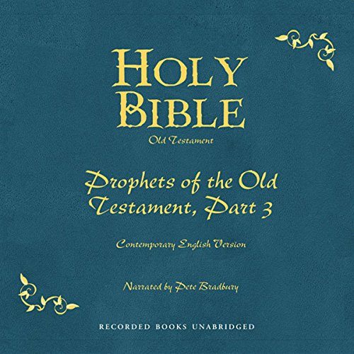 Holy Bible, Volume 16 audiobook cover art
