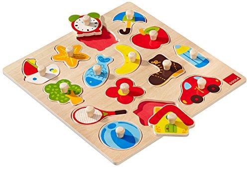 Goula Puzzles infantiles de madera , color/modelo surtido
