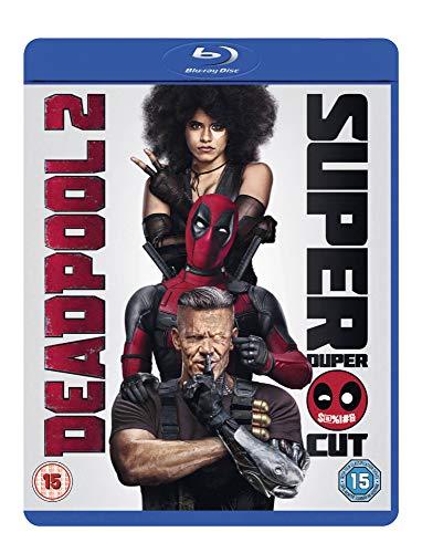 Deadpool 2 BD [Blu-ray] [UK Import]