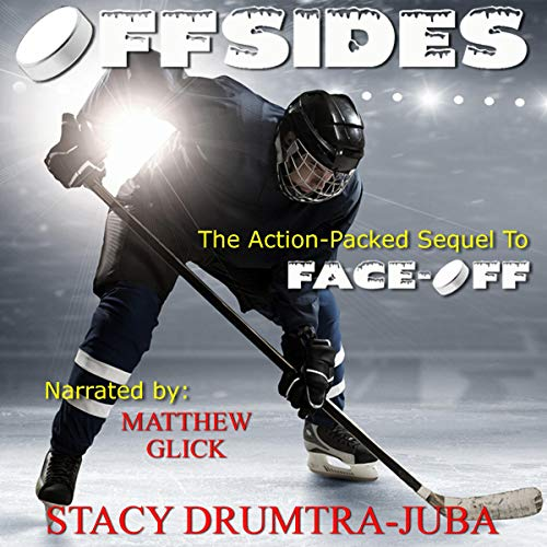 Offsides     Hockey Rivals, Volume 2              By:                                                                                                                                 Stacy Juba                               Narrated by:                                                                                                                                 Maxwell Glick                      Length: 3 hrs and 18 mins     Not rated yet     Overall 0.0