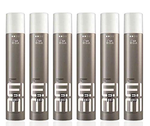 SONDERANGEBOT Wella EIMI Dynamic Fix 45 Sec. Haarspray 6 x 500 ml Styling Hairspray