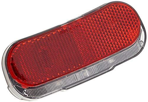 Prophete Unisex– Erwachsene LED-Rücklicht mit Brems-und Standlichtfunktion, Mehrfarbig, One Size