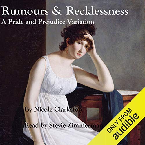 Rumours & Recklessness audiobook cover art