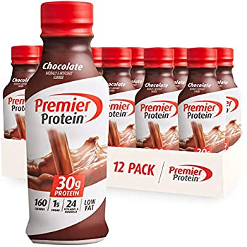 Premier Protein 30g Protein Shake Chocolate 14 Fl Oz  Pack of 12  bottle