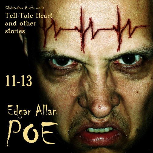 Edgar Allan Poe Audiobook Collection 11-13 audiobook cover art