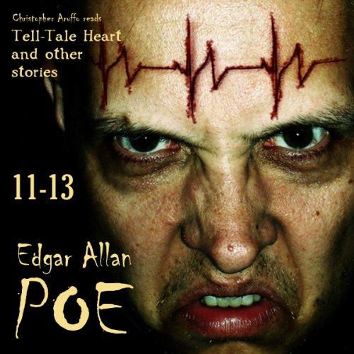 Edgar Allan Poe Audiobook Collection 11-13 cover art